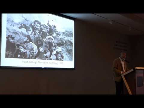 Commemoration of the 135th Anniverisary of the 1880 Anti-Chinese Riot Part 2 (2015)