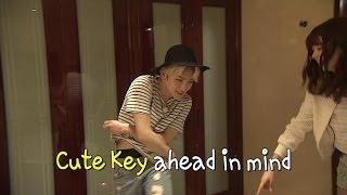 Global We Got Married S2 EP09 Preview (SHINee Key & Arisa, Super Junior Heechul & Puff) 140530