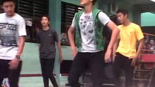 SMPN 2 Cirebon ~ boy band spenda ~