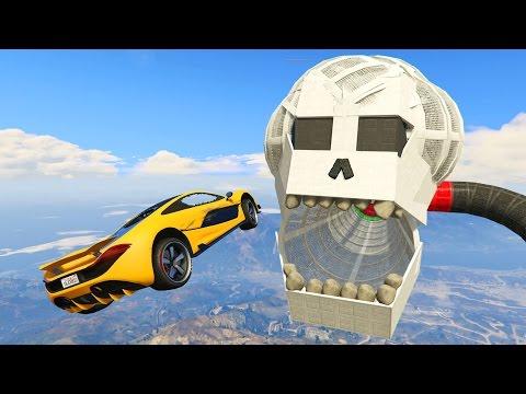 SOCORRO!! ME COMEN!! - GTA V ONLINE