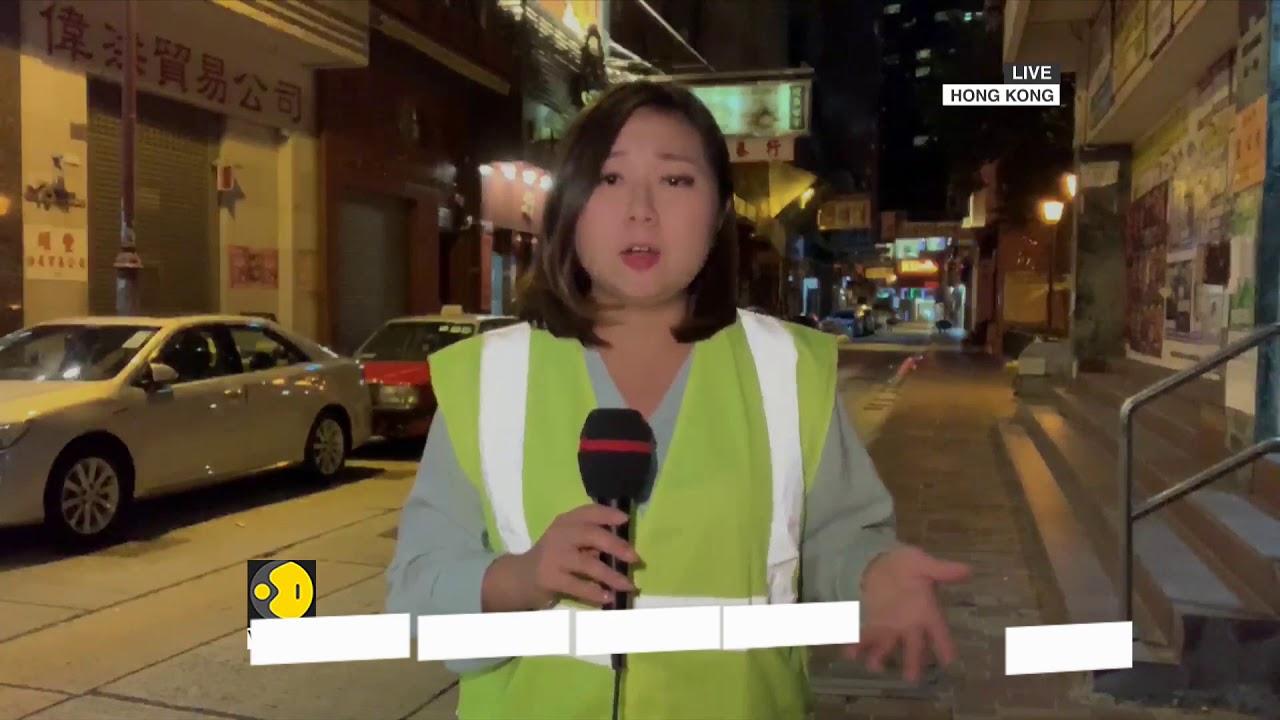 Pro-democracy protesters paralysed parts of Hong Kong, week of violence on Hong Kong campuses