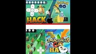 Pokemon go / draconius go joystick hack