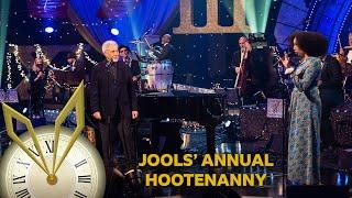 Celeste and Sir Tom Jones  –Blue Moon (Jools' Annual Hootenanny 2020/21)