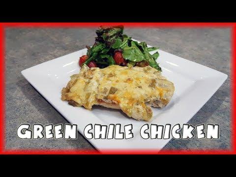 Green Chile Chicken