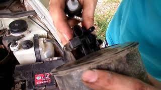 Воняет бензином в салоне авто ВАЗ 2115 (Часть 1): проверка клапана адсорбера
