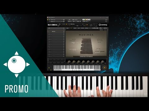 Marimba for HALion   Cinematique Instruments