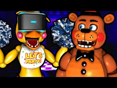 TOY CHICA PLAYS: Five Nights at Freddy's - Help Wanted (Part 35) || FNAF 2 NIGHT 5 MODE COMPLETED!!!