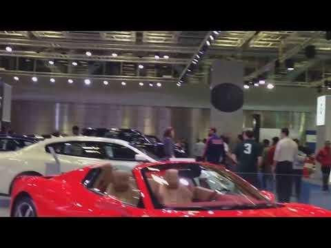 Qatar Motor show 2014 at Qatar National Convention Center