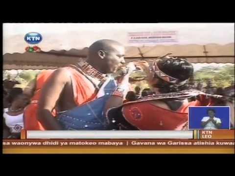 Download Jamaa awaoa wake watatu katika kaunti ya Kajiado