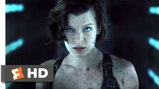 Video Resident Evil: The Final Chapter (2017) - Laser System Reactivated Scene (9/10) | Movieclips download MP3, 3GP, MP4, WEBM, AVI, FLV Januari 2018