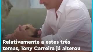 Tony Carreira acusado de plágio. Ouça e compare os originais e as cópias