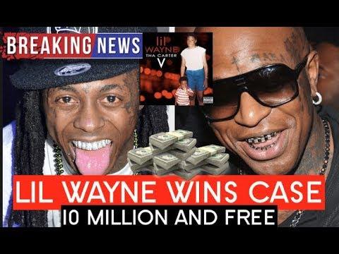 It Appears Lil Wayne Is Finally Free From Birdman