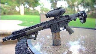 My First AR Pistol Build