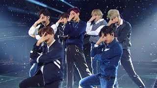 《POWERFUL》 GOT7(갓세븐) - Look @인기가요 Inkigayo 20180325 Video