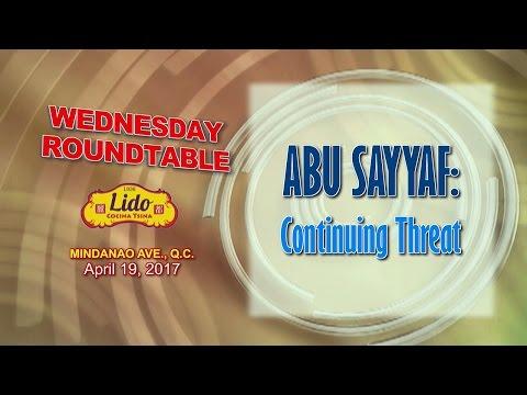 ABU SAYYAF: Continuing Threat