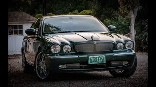 homepage tile video photo for High-Mile 2004 Jaguar XJR - One Take