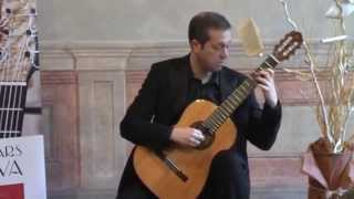 "Andrea Dieci plays ""Homenaje pour le Tombeau de Claude Debussy"" by Manuel de Falla"