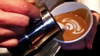 Best Latte Art!