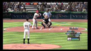 MLB 12 The Show Gameplay: Miami Marlins vs. Philadelphia Phillies