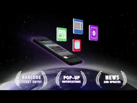 Grand Cinemas Mobile app Remoulded