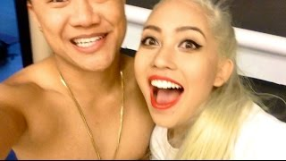 Topless Dancing with Amy Pham! (Vlog #473)