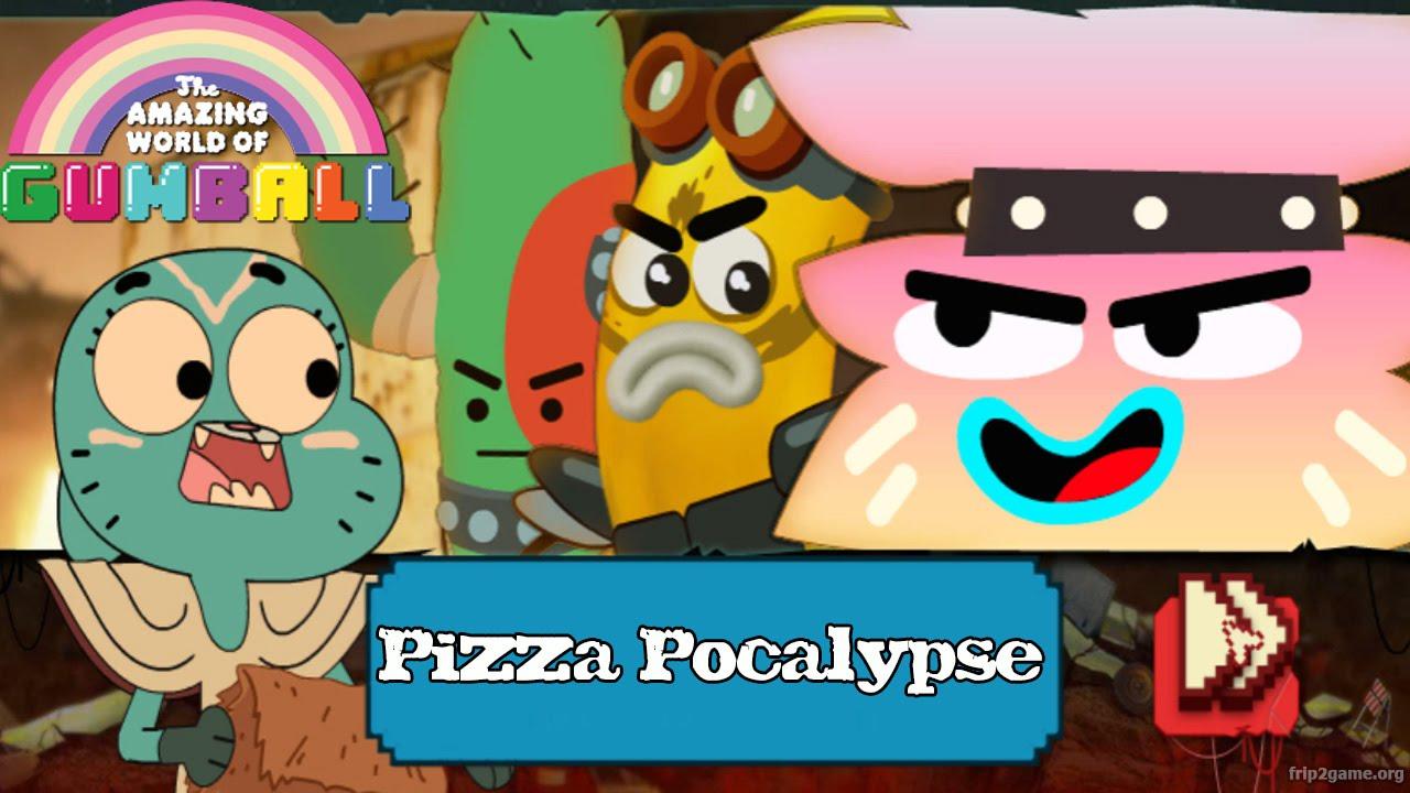 Cartoon Network Games | The Amazing World of Gumball ...