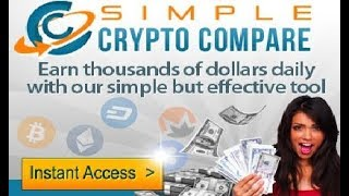 Simple Crypto Compare Review - Does It Work or Scam?