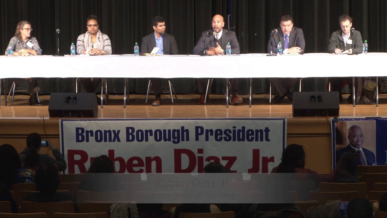 BOROUGH PRESIDENTS ADAMS and DIAZ TO HOST GIFTED and TALENTED TASK FORCE HEARINGS