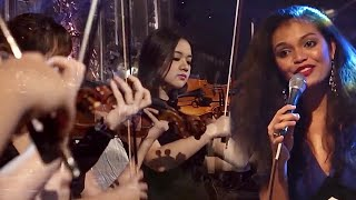 To Love Somebody by Dini Rambu Piras with Stradivari Orchestra | cover version