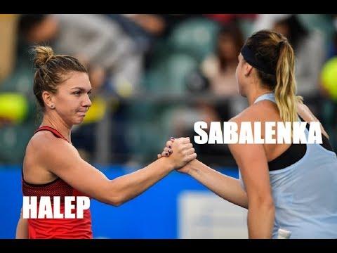 Simona HALEP (ROU) vs Aryna SABALENKA (BLR) 🎾 2018 Shenzhen Open, QF