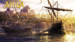 Total War: Attila Gameplay (PC HD)