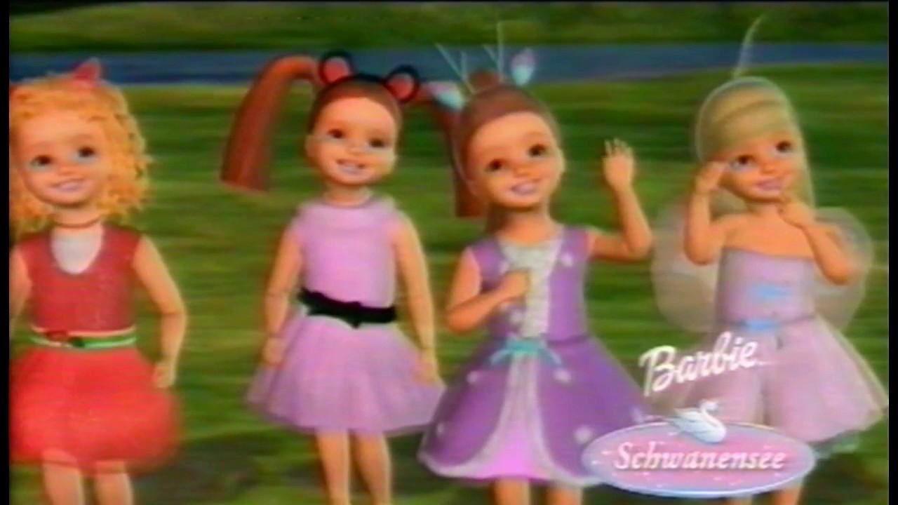 barbie hestetrailer