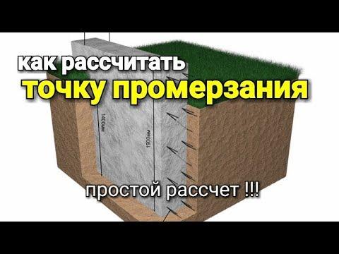 Вопрос: На какую глубину промерзает земля в Московской области?