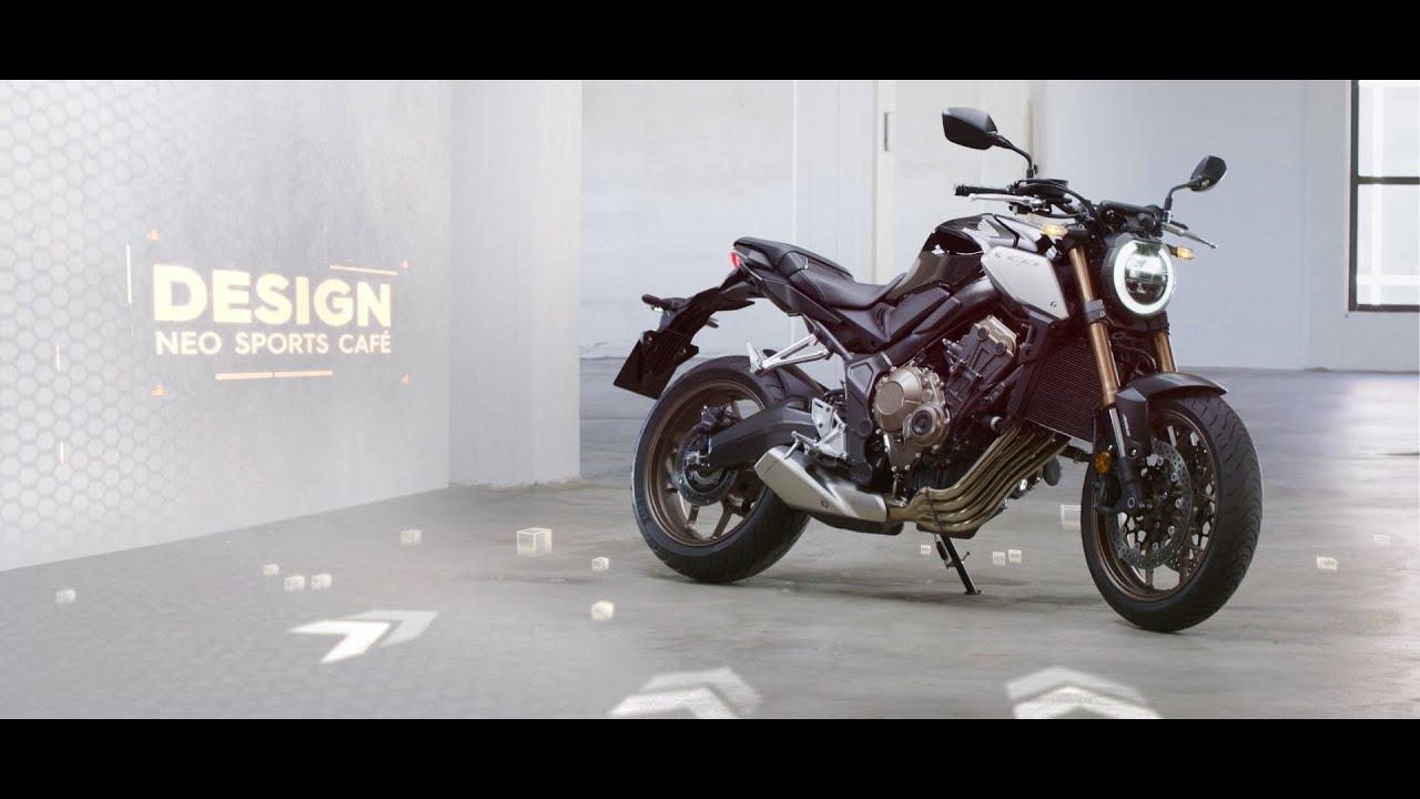 Honda Cb650r Neo Sports Café Youtube