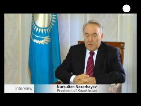 "Nazarbayev: ""economy first, then politics"""