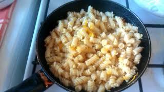 Как приготовить вкусные макароны? Рецепт.