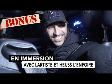 Bonus Immersion / Avec Heuss L'Enfoiré sur la route de Marrakech