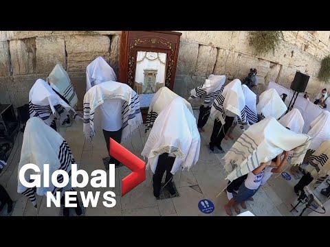 Coronavirus: Top Israeli Rabbis, US Envoy Pray For Trump's Recovery