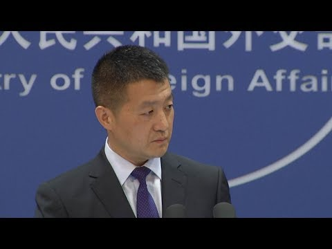 China urges India to withdraw troops from Chinese territory