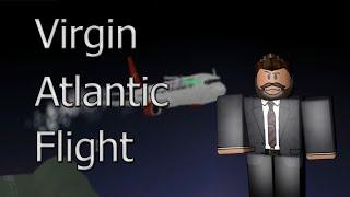 Virgin Atlantic Flight | Roblox