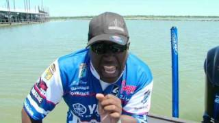 Ranger-Yamaha Pro Ish Monroe talks about his Ranger Boat