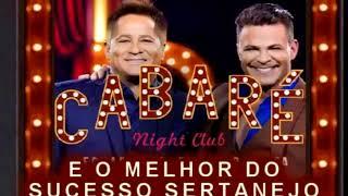 CABARÉ   Eduardo Costa  Leonardo e mais SUCESSOS SERTANEJOS 1