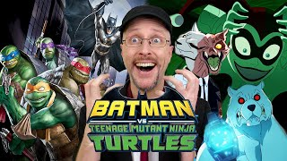 Batman vs. Teenage Mutant Ninja Turtles - Nostalgia Critic