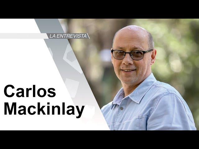 La Entrevista: Carlos Mackinlay, Secretario de Turismo de la CDMX