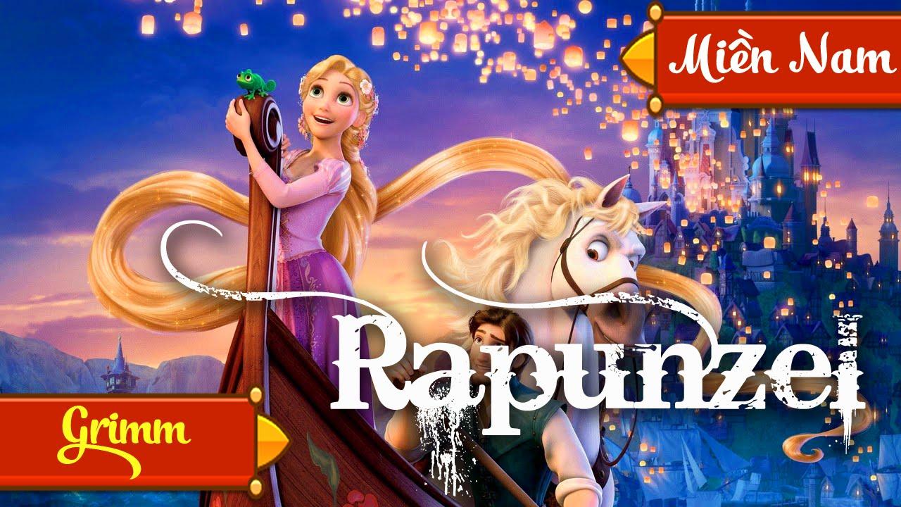 Truyện Cổ Tích Thiếu Nhi – Rapunzel | Ke Chuyen Be Nghe [HD 1080p Miền Nam]