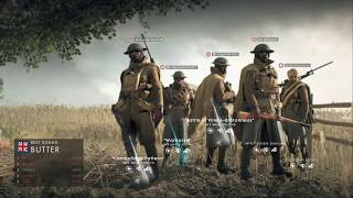 Battlefield 1 - Operations - River Somme - Holding Munich Trench
