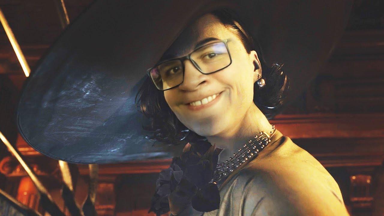 GamesEduUu - Videos online - 2021 - Resident Evil 8 Village DEMO
