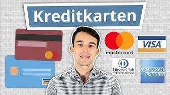 Kreditkarte Erklärung: Wozu gibt es Kreditkarten? Lohnt es sich?