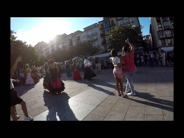 Flamenco en la Plaza del Rey