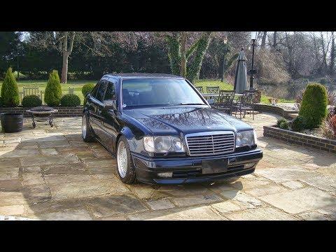 Mercedes-Benz W124 Установка сигнализации за 1 час с бюджетом 3500 т р